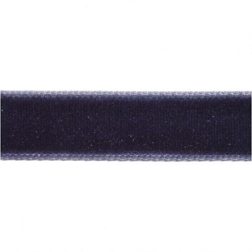Foto van Fluweellint 6 mm x 10 m donkerblauw 2