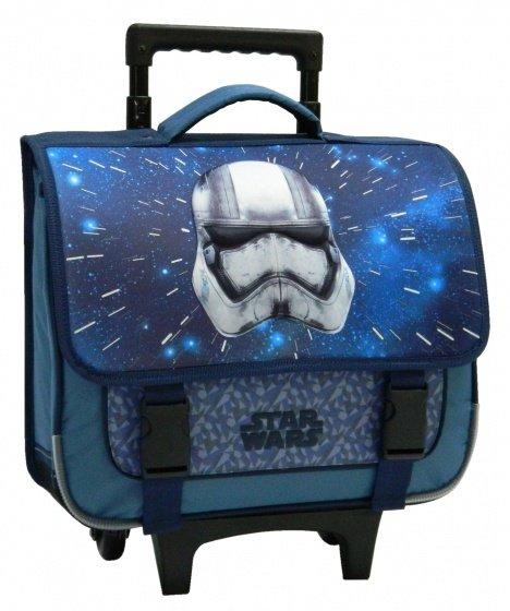 Foto van Trolley-rugzak star wars stormtrooper 16 liter blauw